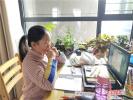 郑州高新区八一小学开展爱眼护眼活动