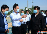 濮阳市长杨青玖假期深入一线慰问劳动者 并提出殷切要求