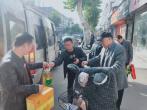 宝丰县民政局开展重阳节走访慰问活动