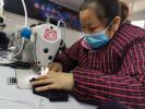 河南宝丰:建起鞋帮厂 做新鞋走新路