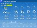 大连今日风雪来袭 最低气温-10℃ 做好防寒保暖