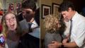 加拿大总理又出来圈粉了 现身咖啡店与萌娃互动