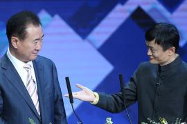 马云王健林对话达沃斯 成中国不同商业模式代言人