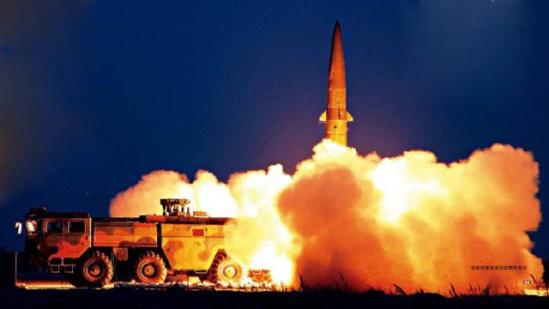 美国若驻军台湾就是对华宣战 用导弹回答它