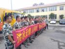 漯河排涝救援突击队已在郑州连夜抽排水14小时