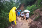 """河南郏县:全力做好防汛减灾 做暴雨中的""""守护者"""""""