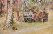 1919年1月22日 (戊午年腊月廿一)|瑞典画家卡尔·拉森逝世