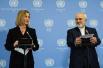 伊朗落实伊核协议 欧盟美国撤销对伊朗经济制裁