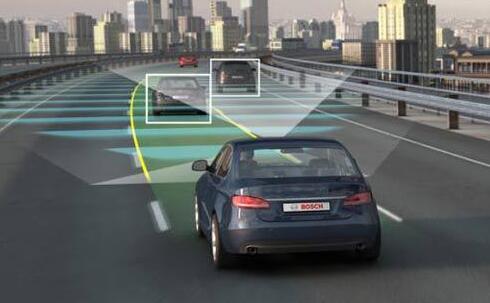 无人驾驶汽车遇难题 人工智能感知差异显著高清图片