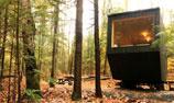 美公司建树林迷你小屋