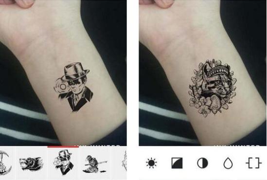 inkhunter评测:感受纹身艺术