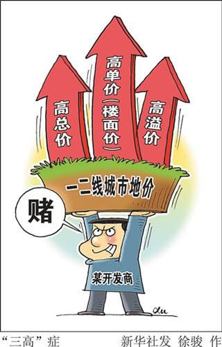 樓面地價與房價關系 過去20年的杭州商業,你應該知道的10件事