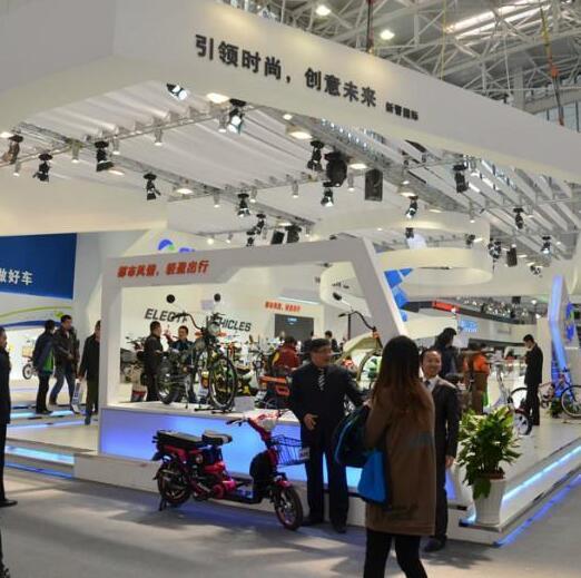 中国(安徽)国际电动车展览会