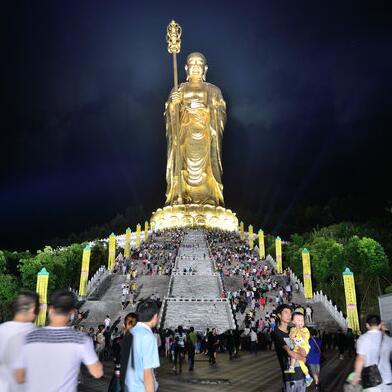 九华山庙会