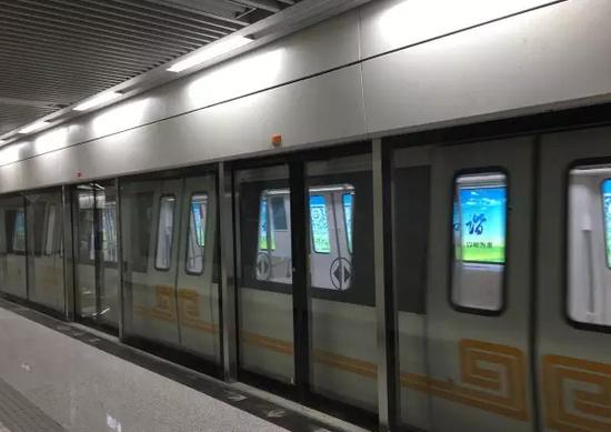 地铁 郑州/郑州地铁2号线下个月要开通!...