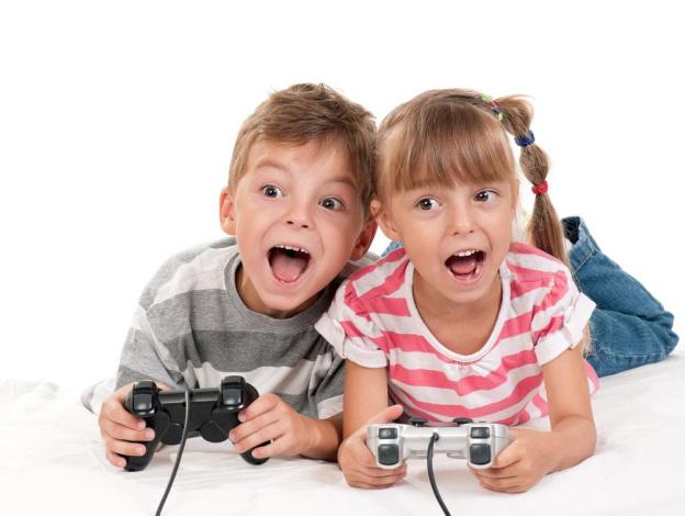 孩子究竟该不该玩手机游戏?