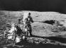 """1971年2月5日 (辛亥年正月初十) 美国""""阿波罗14""""号宇航员登月球"""
