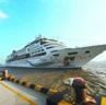 舟山国际邮轮港