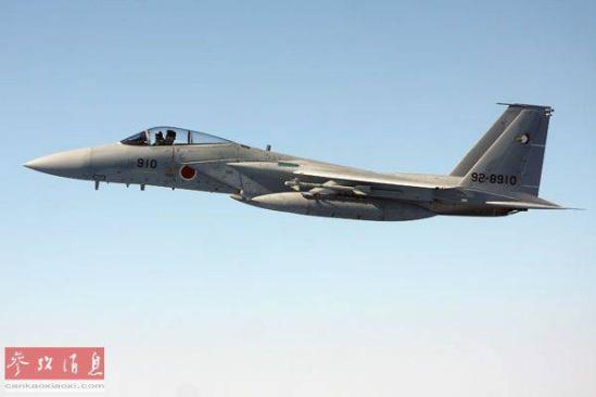 外媒评中日战机东海缠斗:几乎爆发空战 日本完败
