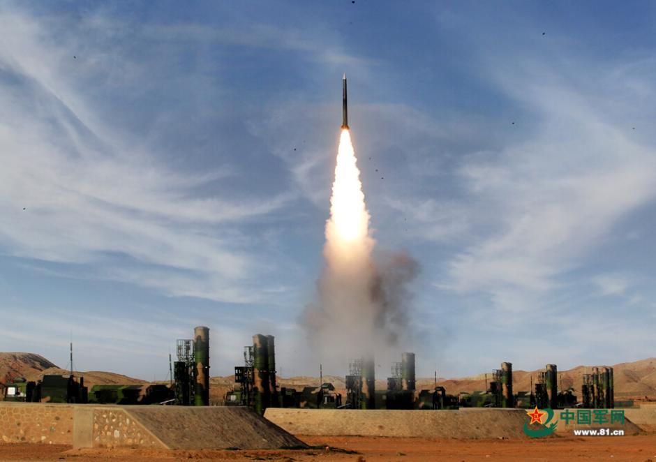 印媒:中国防空战力突飞猛进 实力曾不及伊拉克