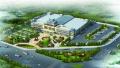青岛最大汽车候车厅封顶 设计客运量2万人次/日