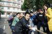 沈阳自动化所举行研究生拔河比赛