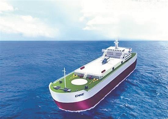 中国将在南海搞海上浮动核电站