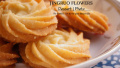十步搞定香酥可口的奶香杏仁曲奇