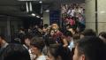 北京地铁1号线信号故障修复 部分换乘通道开启
