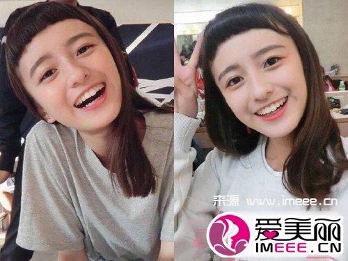 萌系少女告诉你二次元刘海怎么剪最可爱迷人-中国搜索图片