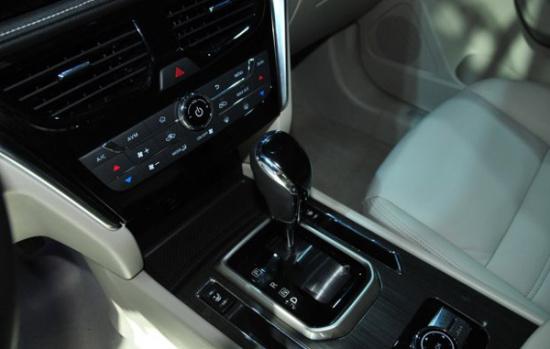 启辰t90汽车中控台按钮图解