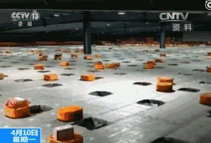 义乌快递公司幕后如科幻片
