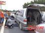 公安民警高速路追捕盗牛贼 缴获两头被盗耕牛