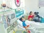 郑州:志愿者捐献生命种子救助上海小兄妹