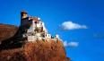 西藏第一座宫殿——雍布拉康正进行全面保护和维修
