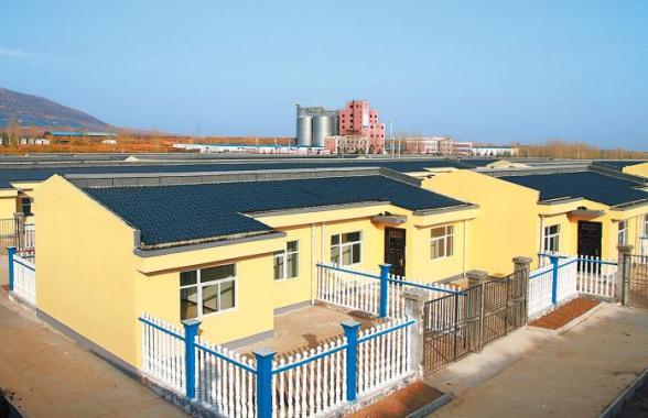 河南三门峡:安居开启新生活