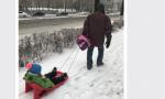 北方人求雪成功!