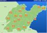 山东雾和霾影响至周末 22日起冷空气驱霾降温明显