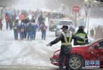 寒冷冬季 市民出行要小心这些安全隐患