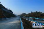 石家庄将在新元高速两侧新建景观林带