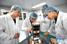 中国首颗教育共享卫星成功发射