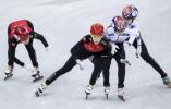 国际滑联公布短道速滑女子接力加犯规中国依据