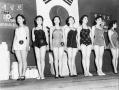 整容潮前的韩国选美