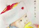每月一张彩铅画记录女儿的成长经历,宁波女警用画笔绘出最诗意的母爱