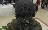 韩国军队展示最新型单兵作战系统