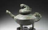 强烈抵制!疑似圆明园流失文物今日在英国拍卖:3500年前西周青铜器