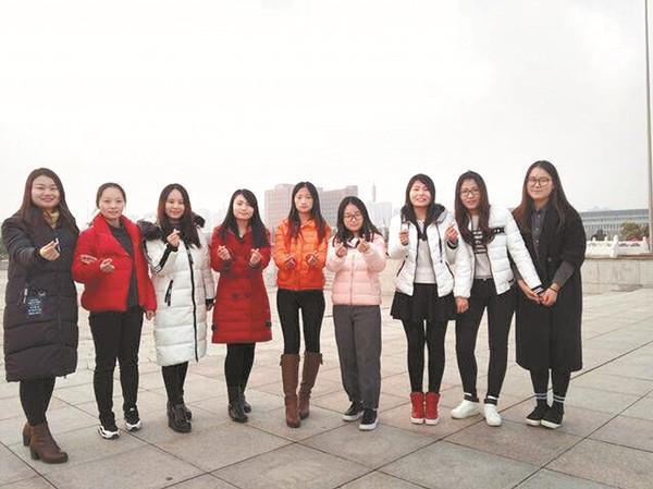 北京赛车pk10开奖图:牛!河科大动物科技学院144班全班9名女生均考研成功