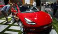 特斯拉再次暂停Model 3生产线 称提升工厂自动化