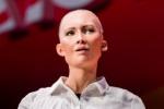 人工智能会否导致大规模失业?机器人索菲娅:没有人会偷走你的工作!