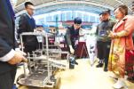 """龙江大学生机械创新设计""""脑洞大开"""" 解决小区停车难"""